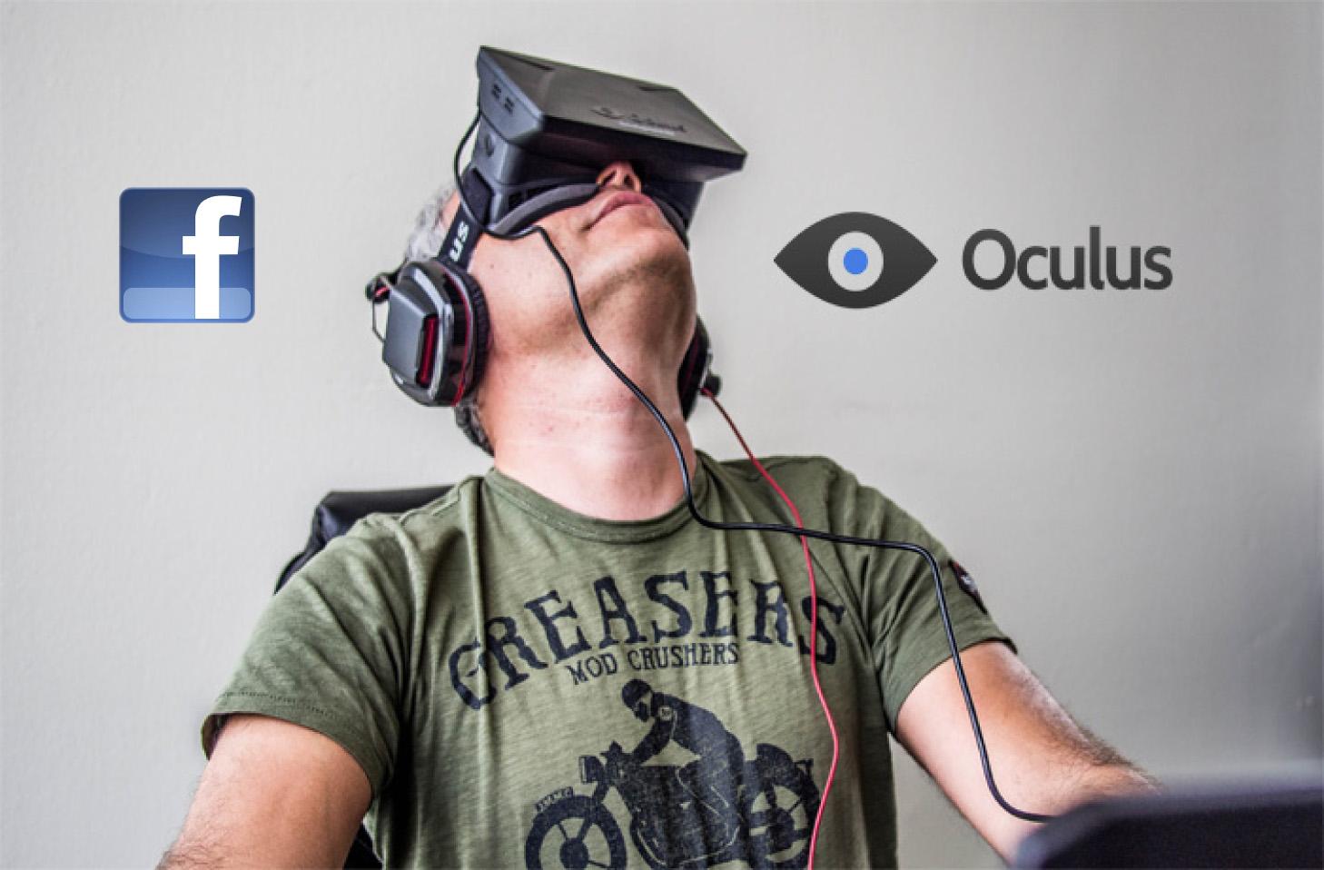 Oculus, Facebook, Realtà Virtuale